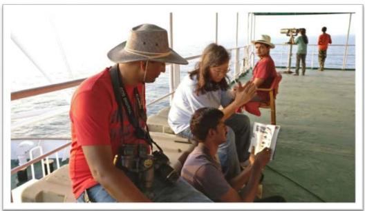 Cruise report photo